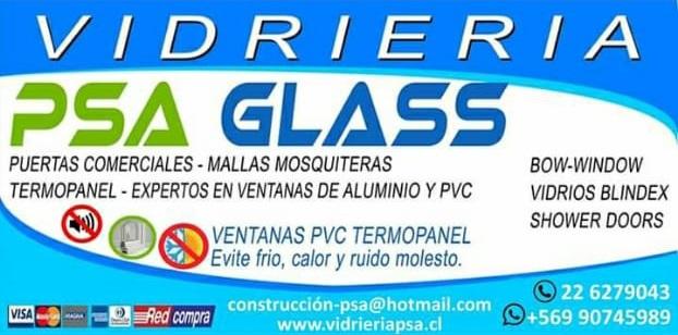 vidrieria psa glass ventanas de pvc termopanel ventanas de aluminio termopanel