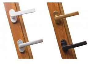 tipos de manillas para puertas de pvc termopanel