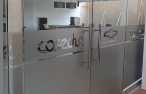 vidrieria psa glass en quilicura elabora puertas protex
